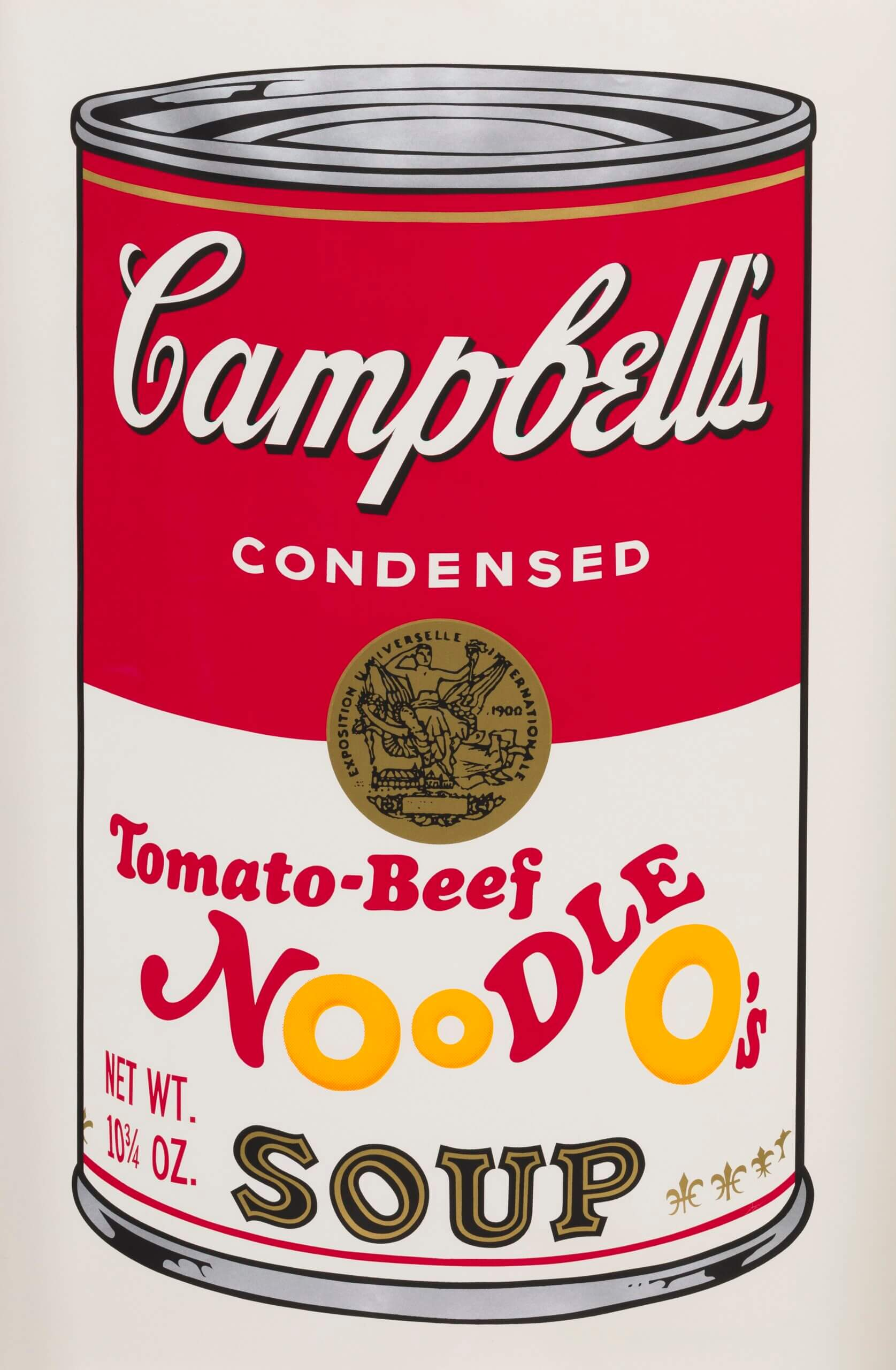 andy warhol campbell's soup - HD1200×1795